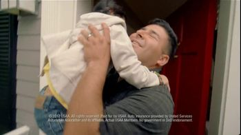USAA TV Spot For Family Auto Insurance - Thumbnail 4
