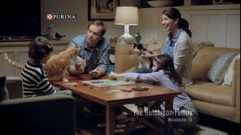 Purina TV Spot For Cat Chow Complete Featuring The Hutchison Family - Thumbnail 1