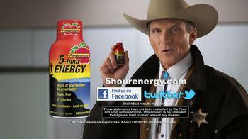 5 Hour Energy TV Spot, 'Office Cowboy' - Thumbnail 4