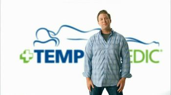 Tempur-Pedic TV Spot For Testimonials For Mattress