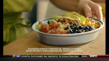 Taco Bell Cantina Bowl TV Spot, 'Meet Lorena' - 192 commercial airings
