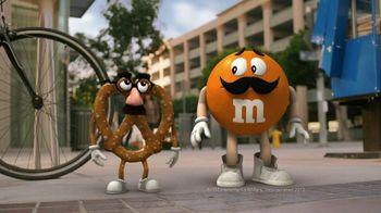 Pretzel M&M's TV Spot, 'Disguises' - 588 commercial airings