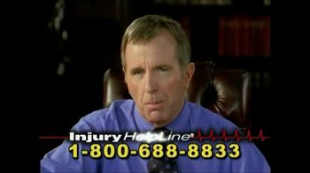 Injury Helpline TV Spot, 'Accidents' - Thumbnail 2