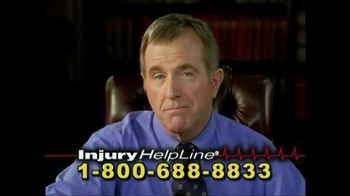 Injury Helpline TV Spot, 'Accidents' - Thumbnail 3