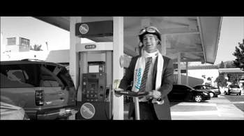 Chase Freedom TV Spot, 'Cash Back At Gas Stations' - 84 commercial airings