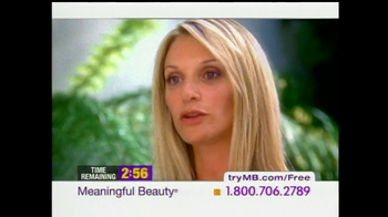 Meaningful Beauty TV Spot - Thumbnail 3