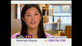 Meaningful Beauty TV Spot - Thumbnail 8
