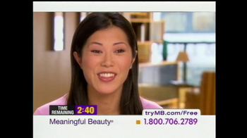 Meaningful Beauty TV Spot - Thumbnail 9
