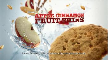 Kraft/Nabisco TV Spot For Fruit Thins - Thumbnail 7
