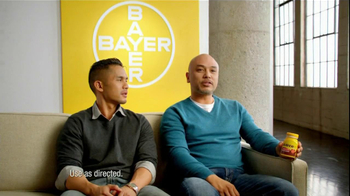 Bayer TV Spot For Aspirin