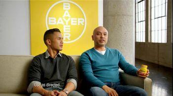 Bayer TV Spot For Aspirin