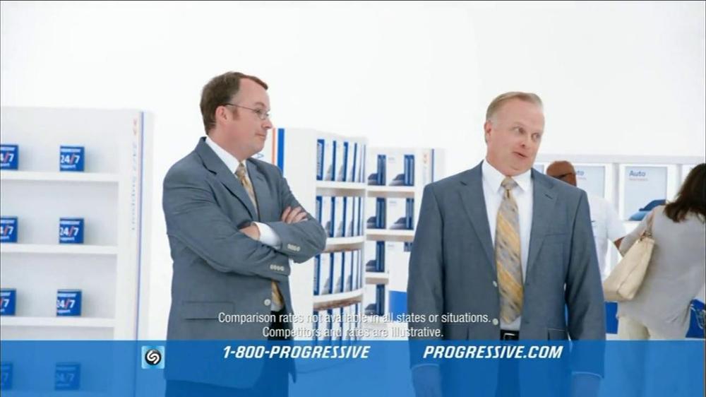 Progressive TV Commercial For Direct Rate Comparison No ...