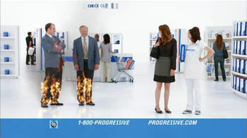 Progressive TV Spot For Direct Rate Comparison No Mas Pantalones - Thumbnail 6
