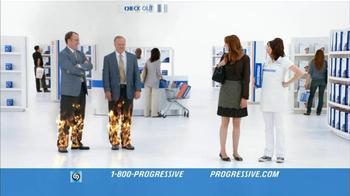 Progressive TV Spot For Direct Rate Comparison No Mas Pantalones - Thumbnail 7
