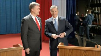 Gas-X TV Spot, 'Candidate Rivalry'