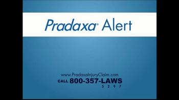 Goza Honnold Trial Lawyers TV Spot For Pradaxa Alert - Thumbnail 1