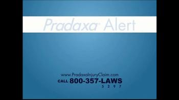 Goza Honnold Trial Lawyers TV Spot For Pradaxa Alert - Thumbnail 2