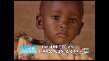 UNICEF/TAP Project TV Spot For UNICEF Featuring Alyssa Milano - Thumbnail 6