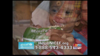 UNICEF/TAP Project TV Spot For UNICEF Featuring Alyssa Milano - Thumbnail 8