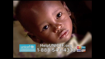 UNICEF/TAP Project TV Spot For UNICEF Featuring Alyssa Milano - Thumbnail 9