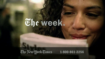 New York Times TV Spot For The Perks Of Joining - Thumbnail 2