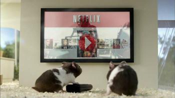 Netflix TV Spot, 'Hamster Talk'