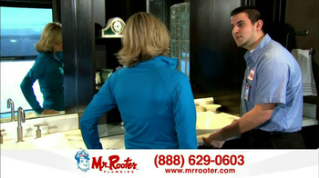 Mr. Rooter Plumbing TV Spot For Great Morning