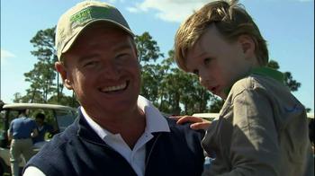 Professional Golf Association (PGA) TV Spot For Ernie Els For Autism
