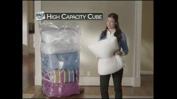Space Bag TV Spot For High-Capacity Cube - 95 commercial airings
