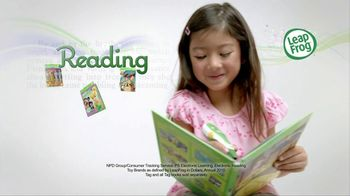 Leap Frog TV Spot For Tag Reading System