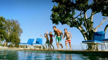 Coppertone TV Spot For Wet ' N Clear Kids Continuous Spray - Thumbnail 1