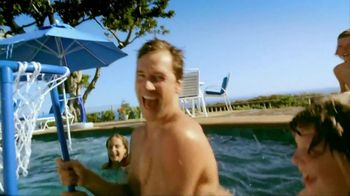 Coppertone TV Spot For Wet ' N Clear Kids Continuous Spray