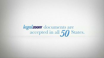 Legalzoom.com TV Spot, 'Law That Just Makes Sense' - Thumbnail 5