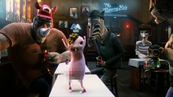 Mio TV Spot For Mio Energy Dancing Naked Mole Rat
