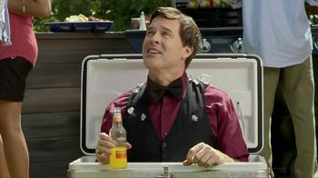 Smirnoff TV Spot For Signature Screwdriver With Cooler Bartender - Thumbnail 5