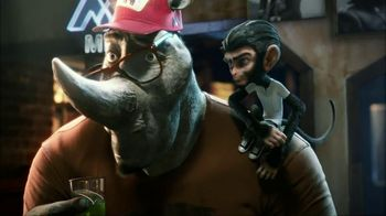 MiO TV Spot For Green Thunder With Slapping Monkey - Thumbnail 5
