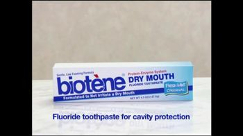 Biotene TV Spot For Dry Mouth - Thumbnail 7
