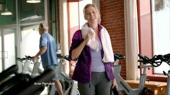 Salonpas Pain-Relieving Jet Spray TV Spot, 'Gym' - Thumbnail 1