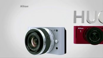 Nikon TV Spot, 'Huge Is...' Featuring Ashton Kutcher - Thumbnail 5