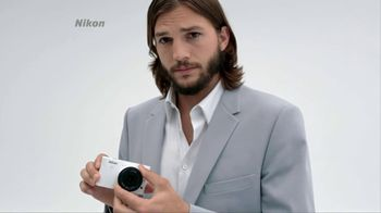 Nikon TV Spot, \'Huge Is...\' Featuring Ashton Kutcher