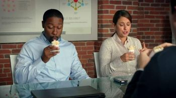Dunkin' Donuts TV Spot For Breakfast Burrito Meeting - Thumbnail 4