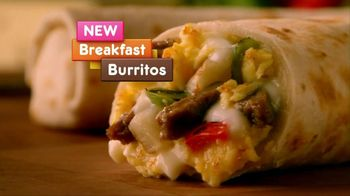 Dunkin' Donuts TV Spot For Breakfast Burrito Meeting - Thumbnail 9