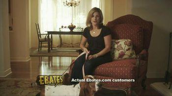 Ebates TV Spot For Ebates.com Cash Back - Thumbnail 1