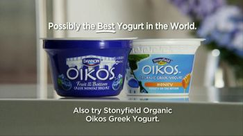 Oikos TV Spot For Tease Featuring John Stamos - Thumbnail 8