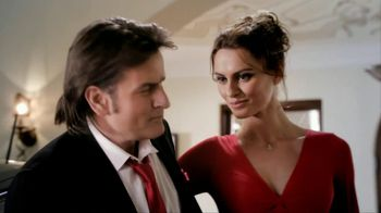 FIAT TV Spot, 'House Arrest' Featuring Charlie Sheen and Catrinel Menghia - Thumbnail 8