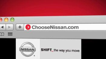 Nissan Get What You Want Sales Event TV Spot, '2012 Frontier and Rogue' - Thumbnail 5