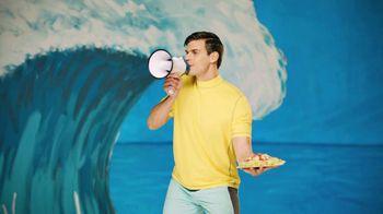 Taco Del Mar Shrimp Tostada TV Spot, 'Bullhorn'