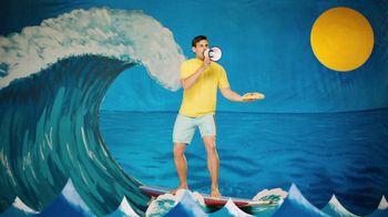 Taco Del Mar Shrimp Tostada TV Spot, 'Bullhorn' - Thumbnail 1