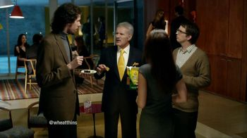 Wheat Thins TV Spot For Zesty Salsa Featuring Alex Trebek - Thumbnail 3