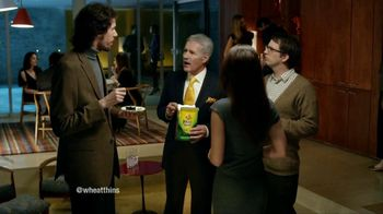 Wheat Thins TV Spot For Zesty Salsa Featuring Alex Trebek - 10 commercial airings